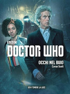 cover image of Doctor Who--Occhi nel buio