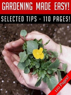 cover image of Gardening Made Easy!