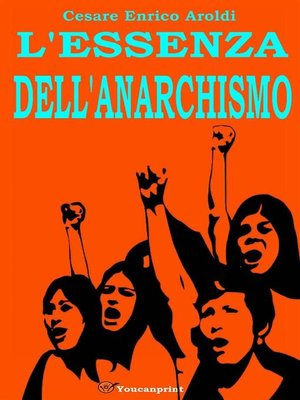 cover image of L'essenza dell'anarchismo