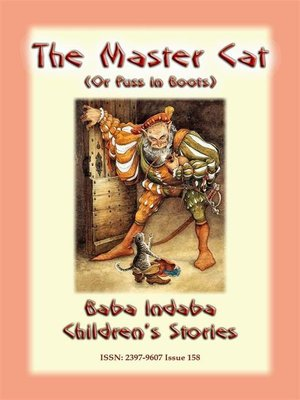 cover image of THE MASTER CAT or Puss in Boots--A Classic Children's Story