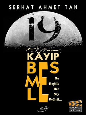 cover image of Kayıp Besmele