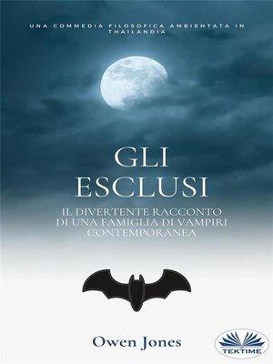 cover image of Gli Esclusi