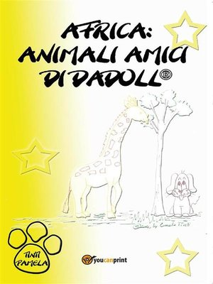 cover image of Africa--animali amici di Dadoll®