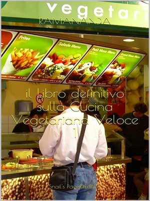 cover image of Cucina Vegetariana Veloce