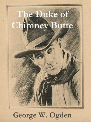 cover image of The Duke of Chimney Butte