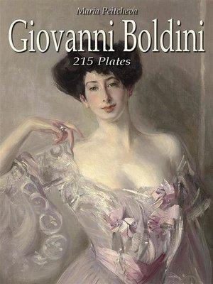 cover image of Giovanni Boldini