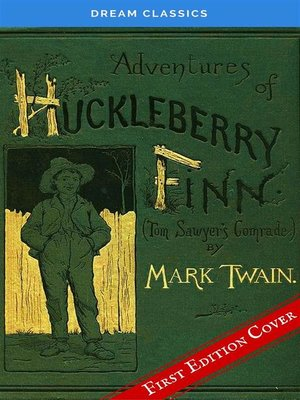 cover image of The Adventures of Huckleberry Finn (Dream Classics)