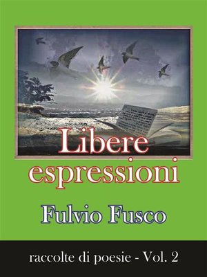 cover image of Libere espressioni