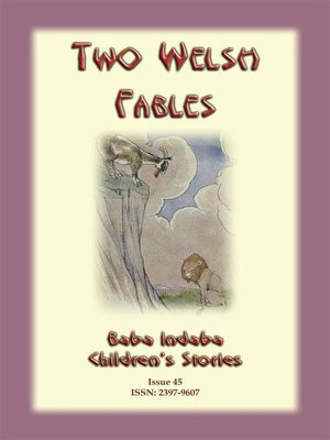 cover image of TWO WELSH FABLES--The Fable of Gwrgan Farfdrwch and the Story of the Pig-Trough