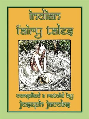 cover image of INDIAN FAIRY TALES--29 children's tales from India