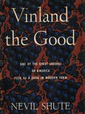 cover image of Vinland the Good