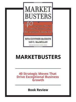 cover image of Marketbusters