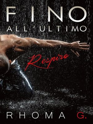 cover image of Fino all'ultimo respiro