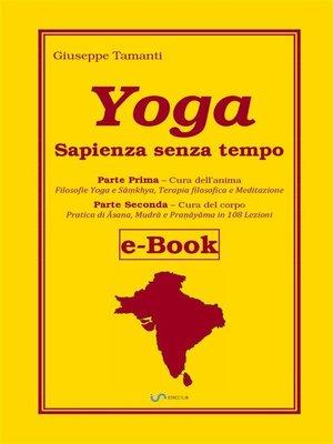 cover image of Yoga--Sapienza senza tempo