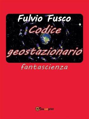cover image of Codice geostazionario