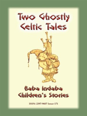 cover image of TWO GHOSTLY CELTIC TALES--Children's stories from Ireland