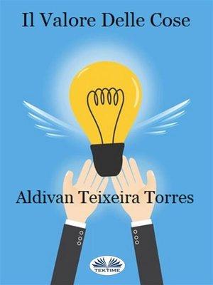 cover image of Il valore delle cose