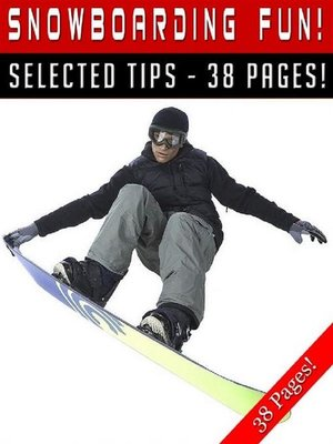 cover image of Snowboarding Fun!