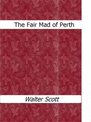 cover image of The Fair Mad of Perth