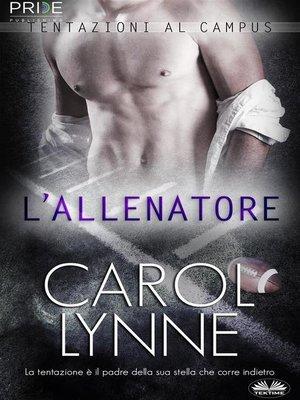 cover image of L'Allenatore