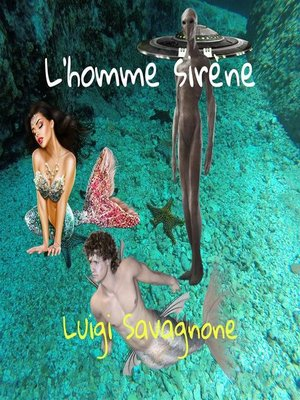 cover image of L'Homme Sirène