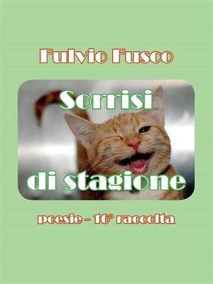 cover image of Sorrisi di stagione