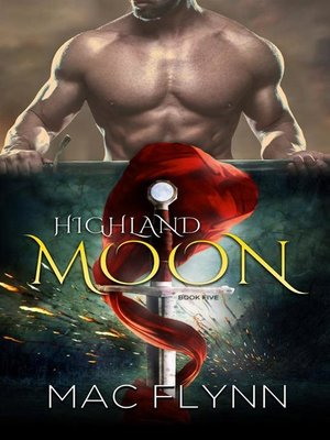 cover image of Highland Moon #5--BBW Scottish Werewolf Shifter Romance