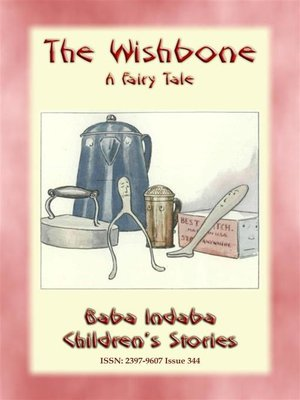 cover image of THE WISHBONE--A Unique Fairy Tale