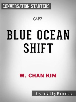 cover image of Blue Ocean Shift--by W. Chan Kim & Renee Mauborgne