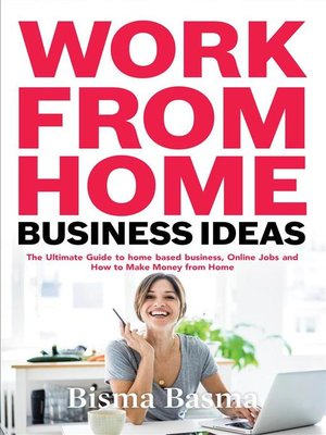 cover image of Work from Home Business Ideas