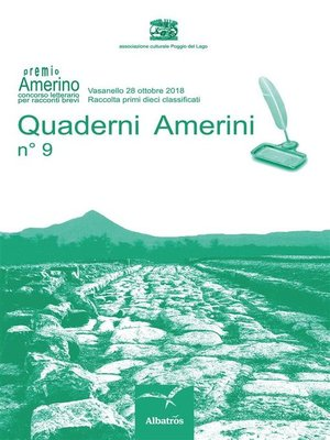 cover image of Quaderni Amerini n°9