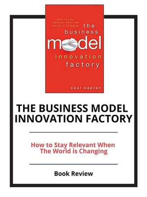 cover image of The Business Model Innovation Factory