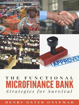 cover image of The Functional Microfinance Bank