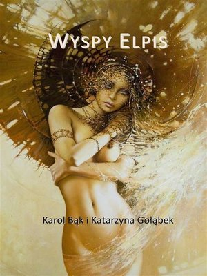 cover image of Wyspy Elpis