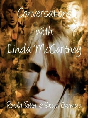 cover image of Conversations with Linda McCartney