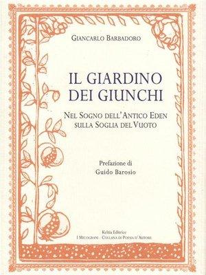 cover image of Il Giardino dei Giunchi