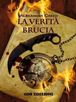 cover image of la verità brucia