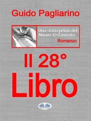 cover image of Il Ventottesimo Libro
