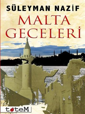 cover image of Malta Geceleri Hitabe
