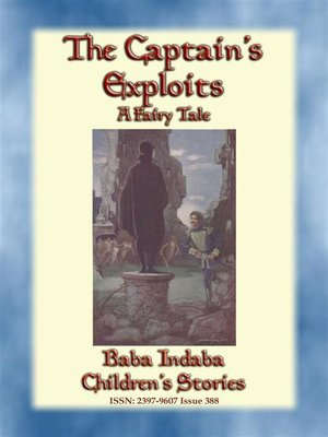 cover image of THE CAPTAIN'S EXPLOITS--An adventure of daring and wits
