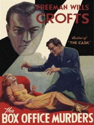 cover image of The Box Office Murders