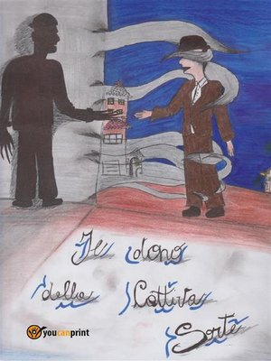 cover image of Il dono della cattiva sorte