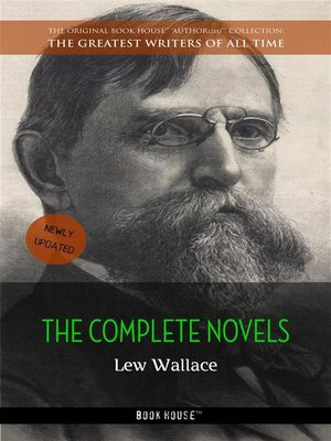cover image of Lew Wallace--The Complete Novels