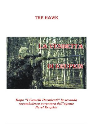 cover image of La vendetta di Krupkin