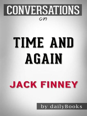 cover image of Time and Again--A Novel by Jack Finney