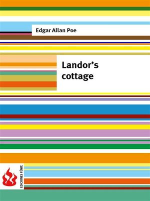 cover image of Landor's cottage (low cost). Limited edition