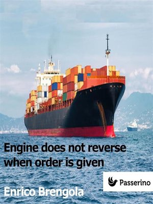 cover image of Engine does not reverse when order is given