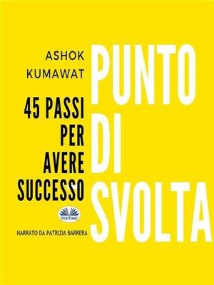 cover image of Punto Di Svolta