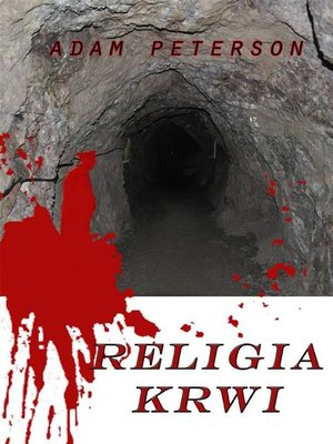 cover image of Religia krwi