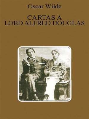 cover image of Cartas a Lord Alfred Douglas--Espanol